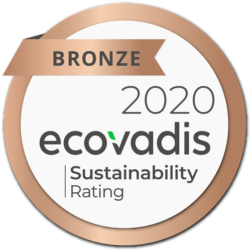 EcoVadis Sustainability Raiting