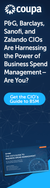 The CIO's Guide to Business Spend Management