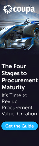 The Four Stages to Procurement Maturity: It's Time to Rev Up Procurement Value Creation