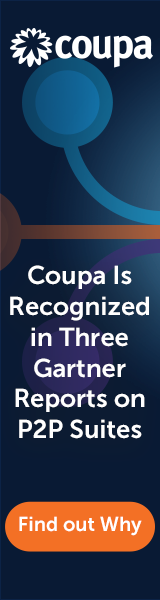 Coupa Is Recognized in Three Gartner Reports