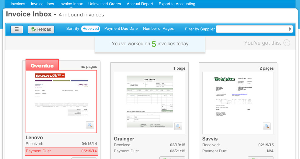 Invoice Management Software Cloud Invoicing Management Software - Invoice management software