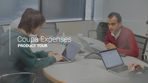 Expenses Product Tour