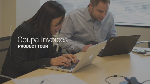 Invoicing Product Tour
