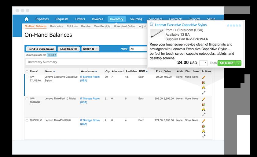 Procurement Software Solution | e-Purchasing and e