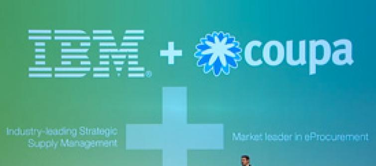 IBM & Coupa merger.