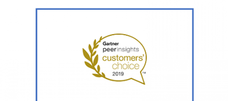 Gartner Peer Insights Customers Choice Award