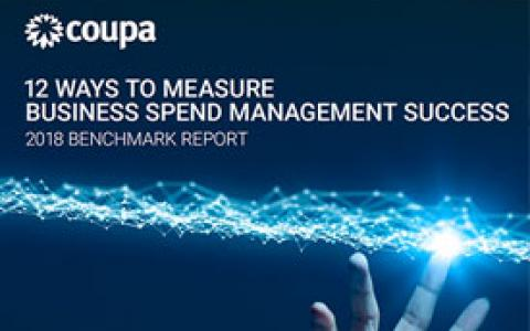 12 ways to measure business spend management success.