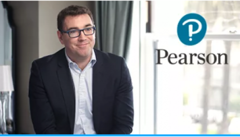 Education leader Pearson succeeds with Coupa for BSM