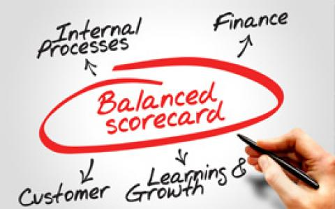 Benchmarks and Beyond: A balanced scorecard helps procurement soar