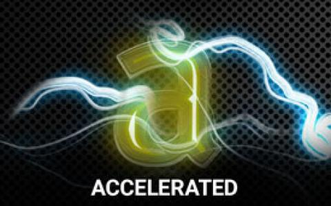 A for Accelerated