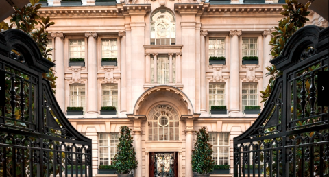 Rosewood Hotel in London, home of Coupa Inspire EMEA.