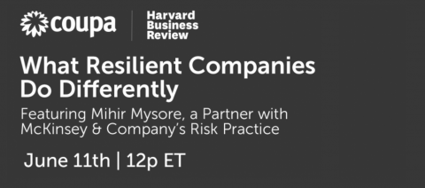 What Resilient Companies Do Differently