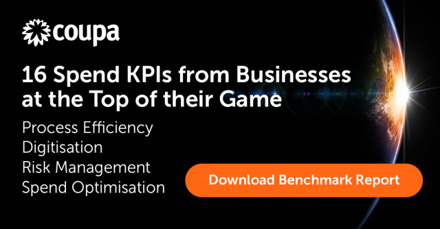 16 KPI's for Improve Your Business Spend Management Processes: The 2021 Benchmark Report