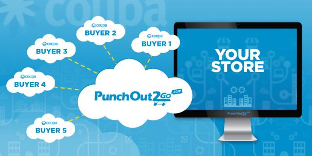 punchout2go for coupa suppliers