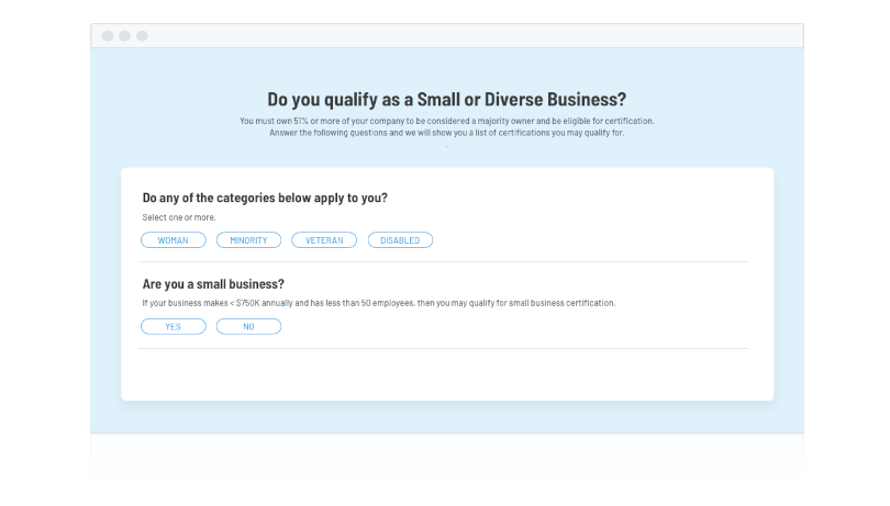 Supplier Diversity Resources