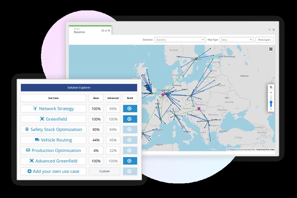 Supply Chain Modeler